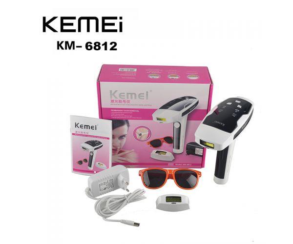 Αποτριχωτική Μηχανή Φωτόλυσης Kemei KM6812