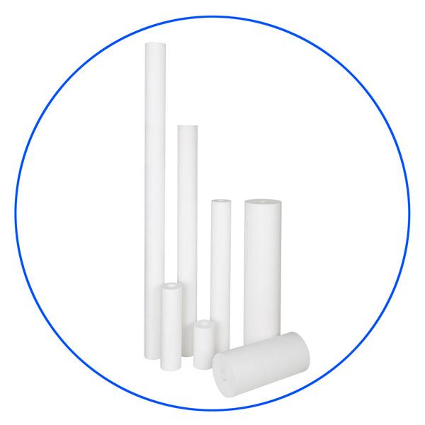 Φίλτρο Κεντρικής Παροχής / Κάτω Πάγκου 10'' Διπλό Υψηλής Πίεσης Home Solution Eco
