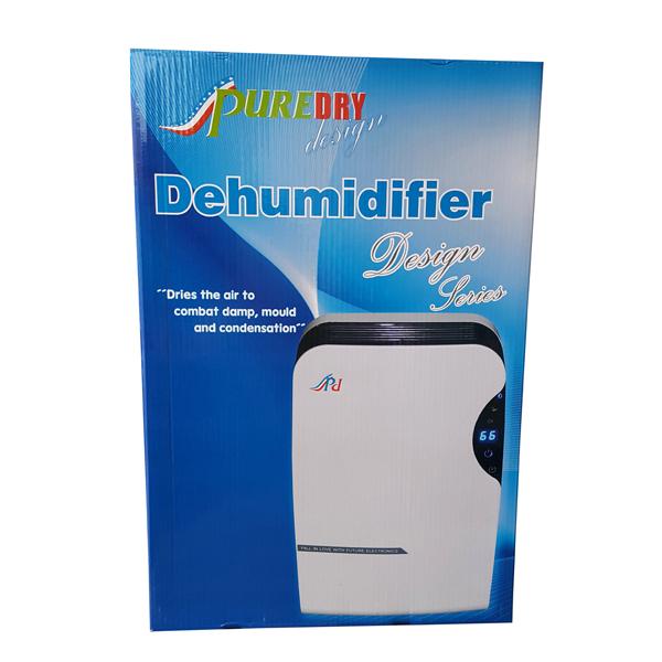 Αφυγραντήρας Χώρου Puredry PD 08L Design Low Energy (Πληρωμή έως 12 δόσεις)