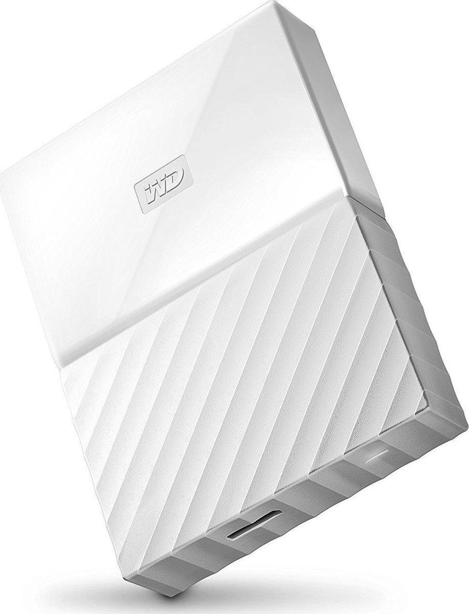 Εξωτερικός Δίσκος 2,5'' Western Digital My Passport 2TB White