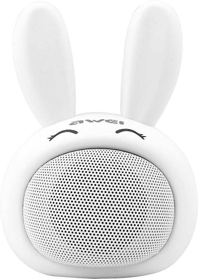Rabbit Awei bluetooth Y700 Λευκό
