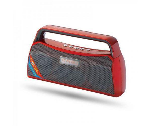 Φορητό Ηχείο Bluetooth και Media Player με Λειτουργία Τηλεφωνικής Κλήσης WS - 2511BT