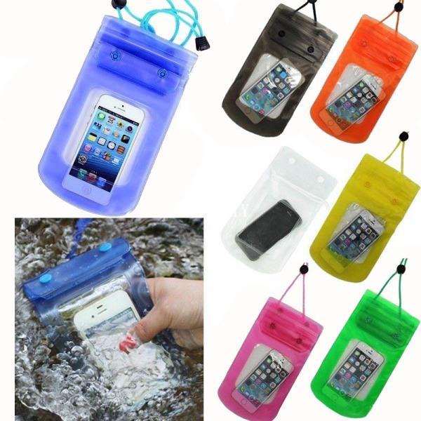 Αδιάβροχη θήκη για όλα τα κινητά με οθόνη αφής