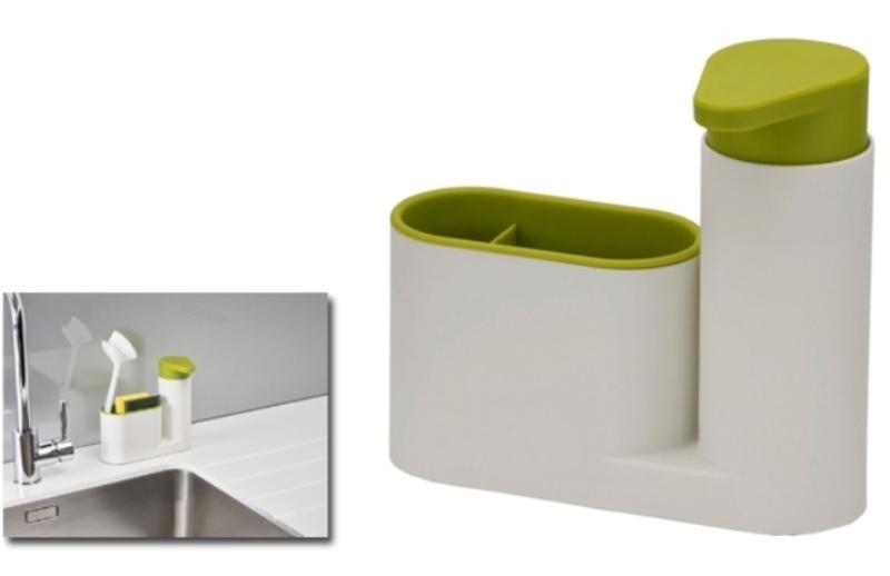 Πολυλειτουργική θήκη μπάνιου/κουζίνας με Dispenser 450ml