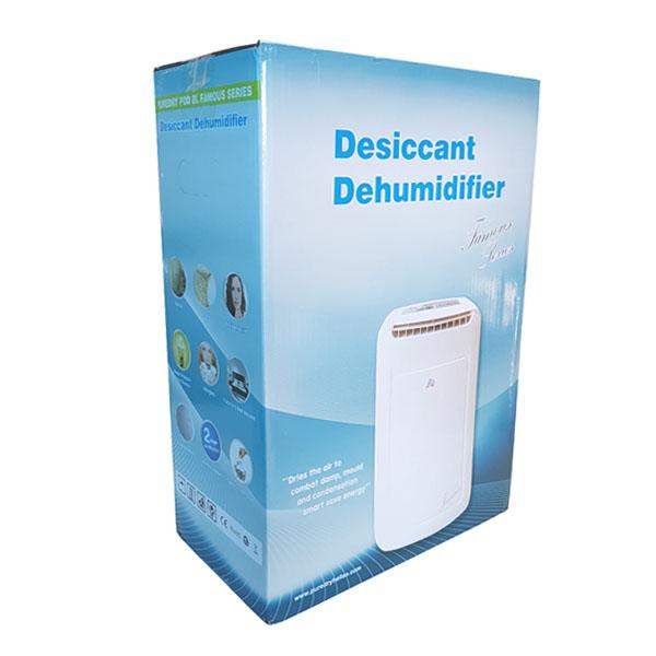 Αφυγραντήρας Puredry PDD 8L Desiccant Famous Save Energy (Πληρωμή έως 12 δόσεις)