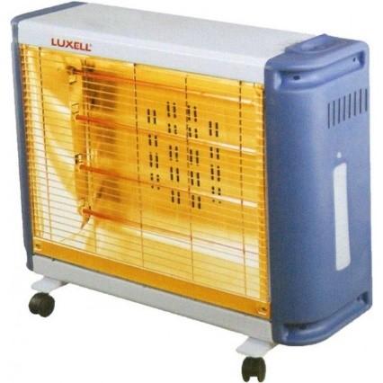 Ηλεκτρική Θερμάστρα Χαλαζία 2400W LUXELL LX-2811 (Πληρωμή έως 12 δόσεις)