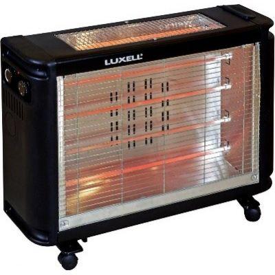 Ηλεκτρική Θερμάστρα Χαλαζία 2200W LUXELL 2811-6 (Πληρωμή έως 12 δόσεις)