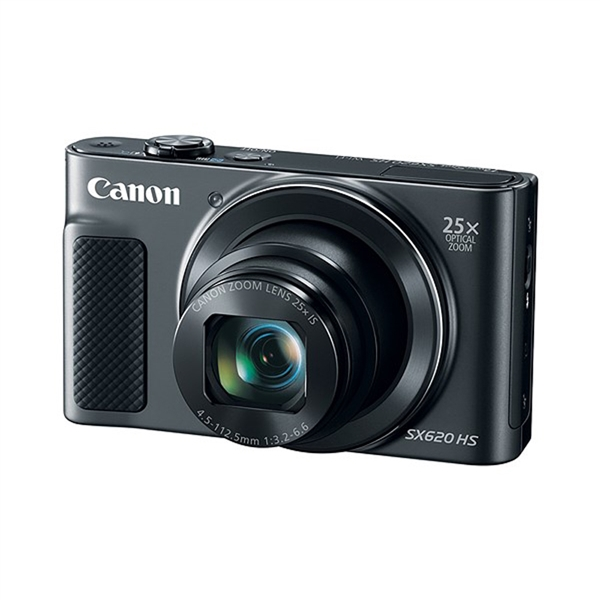 Canon Powershot SX620 HS Black Πληρωμή έως 24 δόσεις