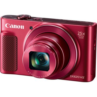 Canon Powershot SX620 HS Red Πληρωμή έως 24 δόσεις