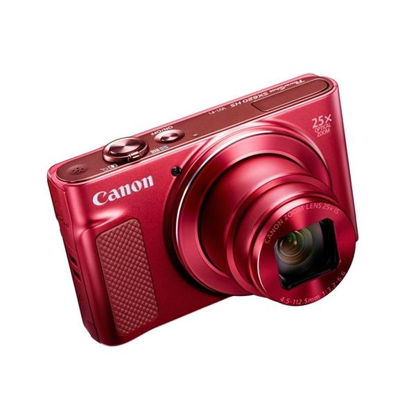 Canon Powershot SX620 HS Red Πληρωμή έως 12 δόσεις