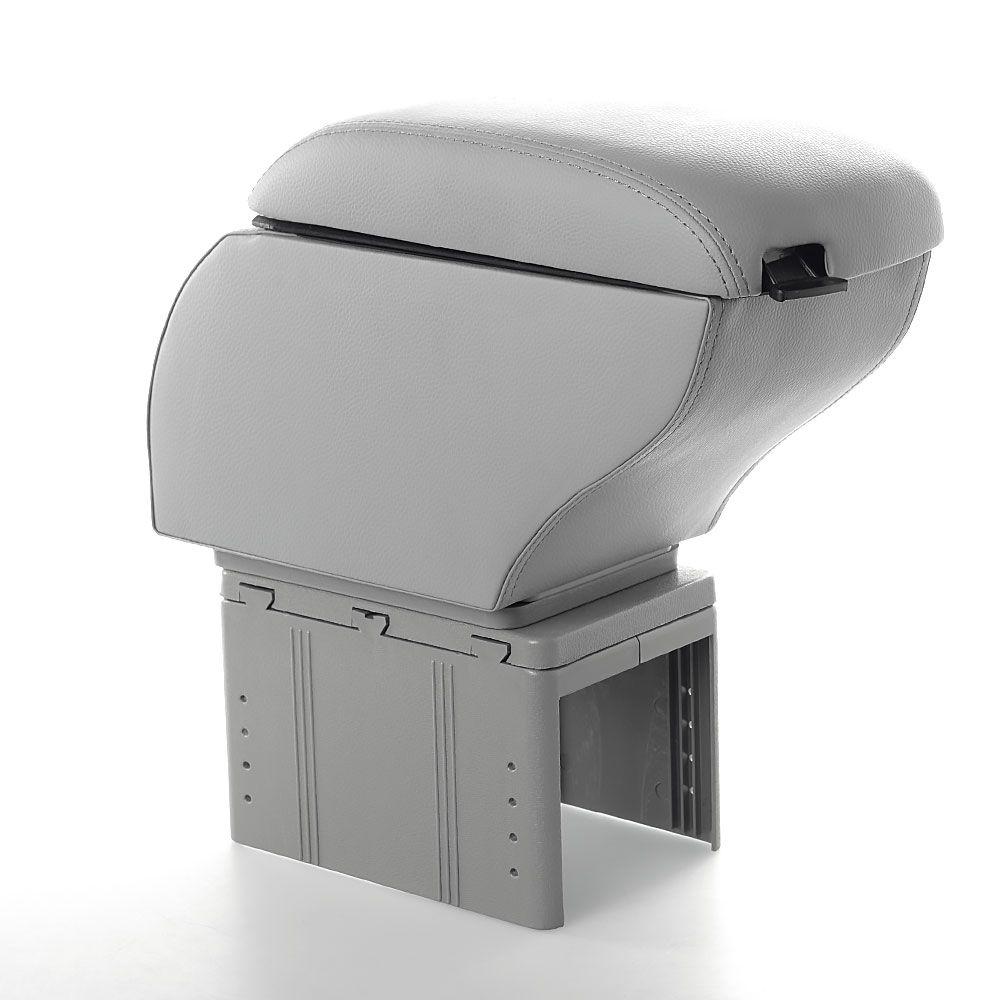 Κονσόλα χειροφρένου - universal τεμπέλης αυτοκινήτου με USB και 3 θύρες αναπτήρα - Γκρι