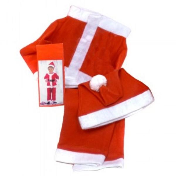 Στολή παιδική Άγιος Βασίλης 9-10 ετών
