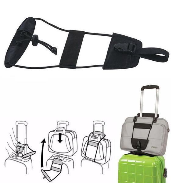 Ιμάντας ασφαλείας 2ης τσάντας ταξιδιού