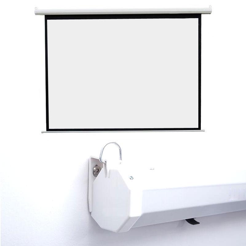 """Οθόνη Προβολής 72"""" Για Projector"""