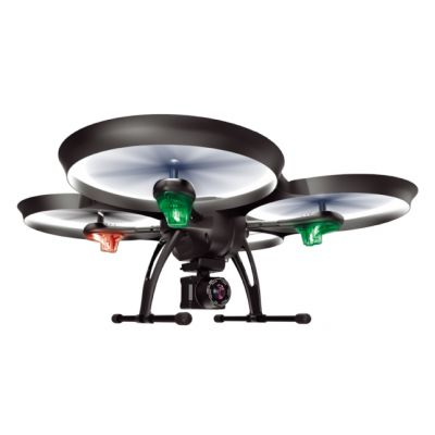 UDIRC Drone U818A Plus 720p 120° Wide-Angle HD Camera WiF VR Mode (Πληρωμή έως 12 δόσεις)