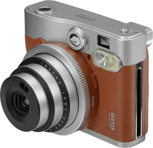 Fujifilm Instax Mini 90 Neo Classic Brown Πληρωμή έως 12 δόσεις