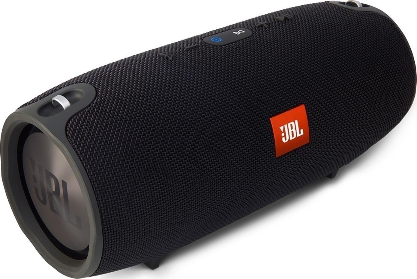 JBL Xtreme Bluetooth Αδιάβροχο Ηχείο Black (Πληρωμή έως 12 δόσεις)