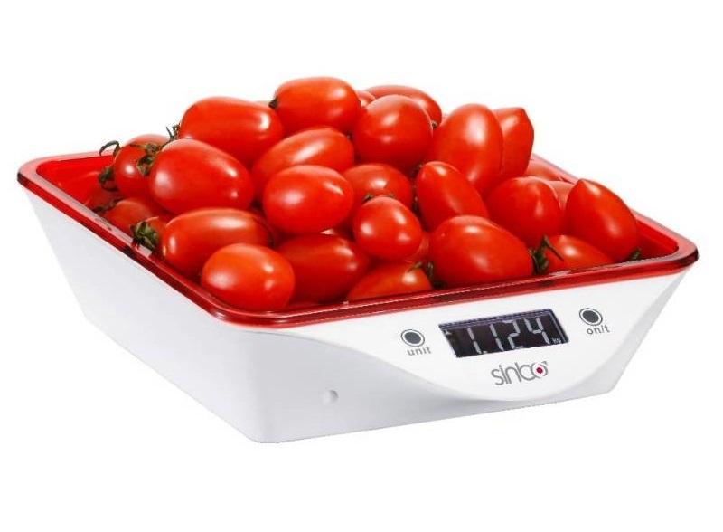Ψηφιακή ζυγαριά κουζίνας Sinbo 5kg
