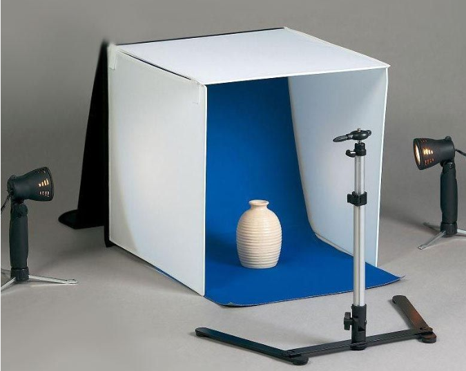 Μίνι φωτογραφικό στούντιο 50 x 50 cm OEM