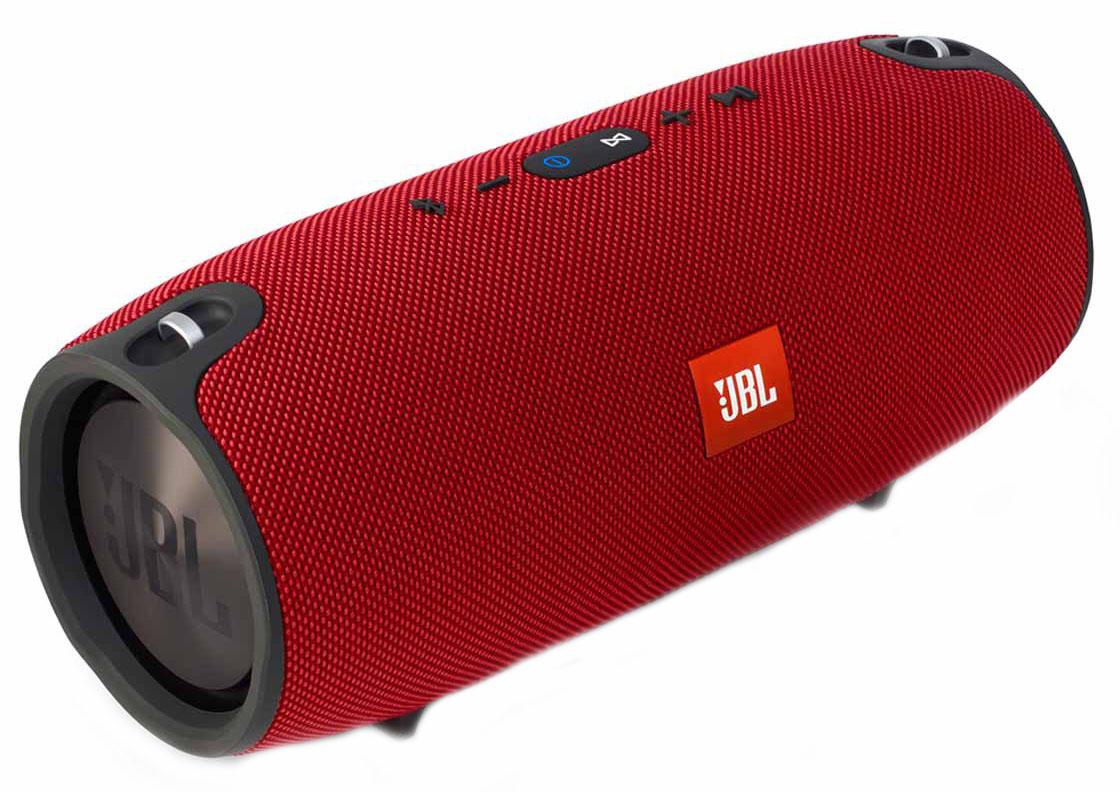 JBL Xtreme Bluetooth Αδιάβροχο Ηχείο Red (Πληρωμή έως 12 δόσεις)