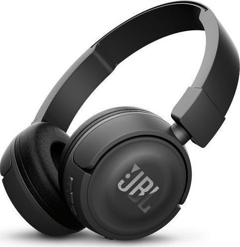 JBL T450BT On-Ear Bluetooth Headphones Black