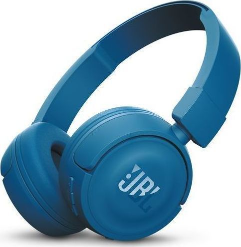 JBL T450BT On-Ear Bluetooth Headphones Blue