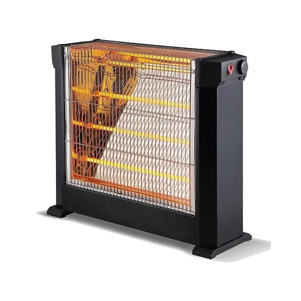 Ηλεκτρική Θερμάστρα Χαλαζία 2200W KUMTEL KS 2760