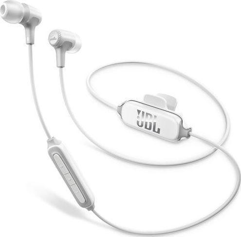JBL E25BT Bluetooth White