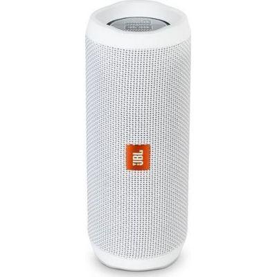 JBL Flip 4 Bluetooth Ηχείο White