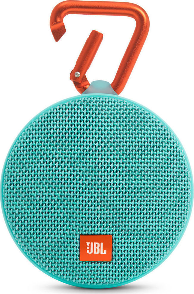 JBL Clip 2 Waterproof Bluetooth Ηχείο Teal