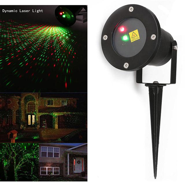 Νυχτερινός Διακοσμητικός Φωτισμός - Laser Light RC