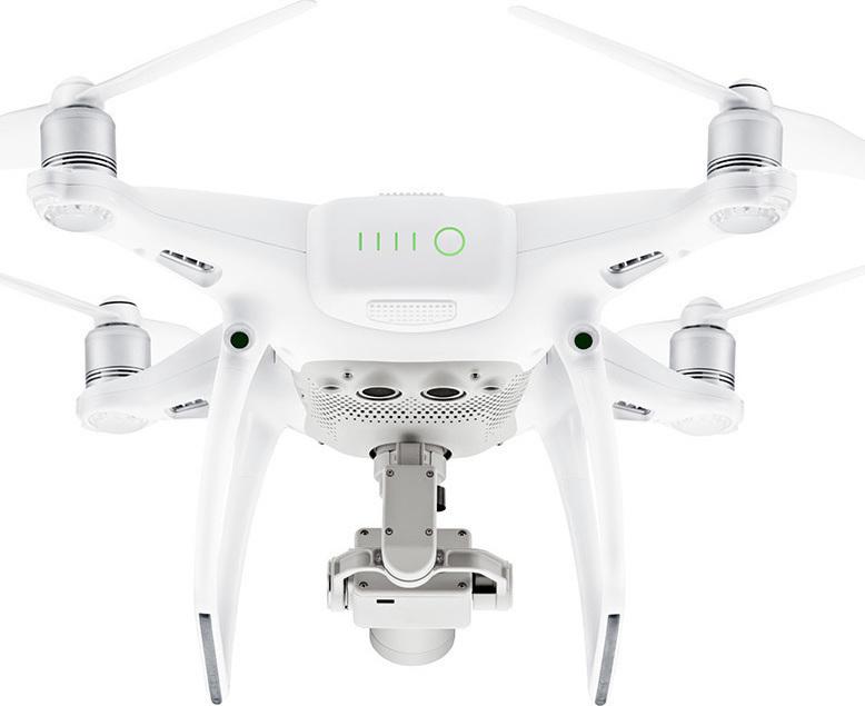 DJI Phantom 4 Pro Drone Πληρωμή έως 12 δόσεις