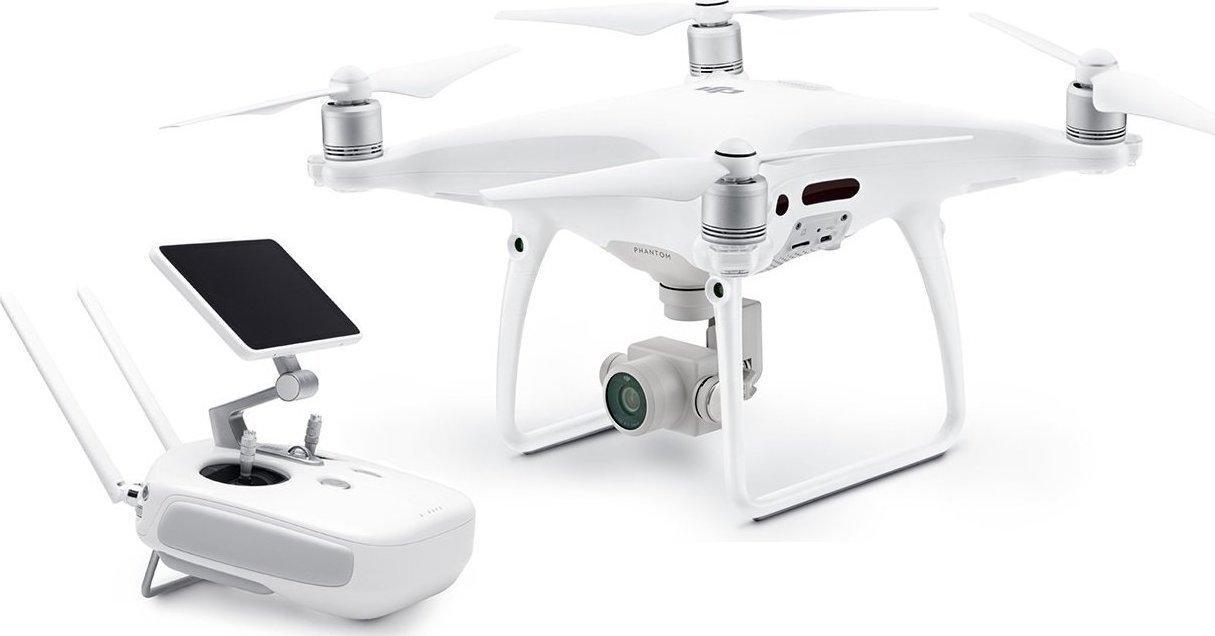 DJI Phantom 4 Pro Drone + Πληρωμή έως 24 δόσεις