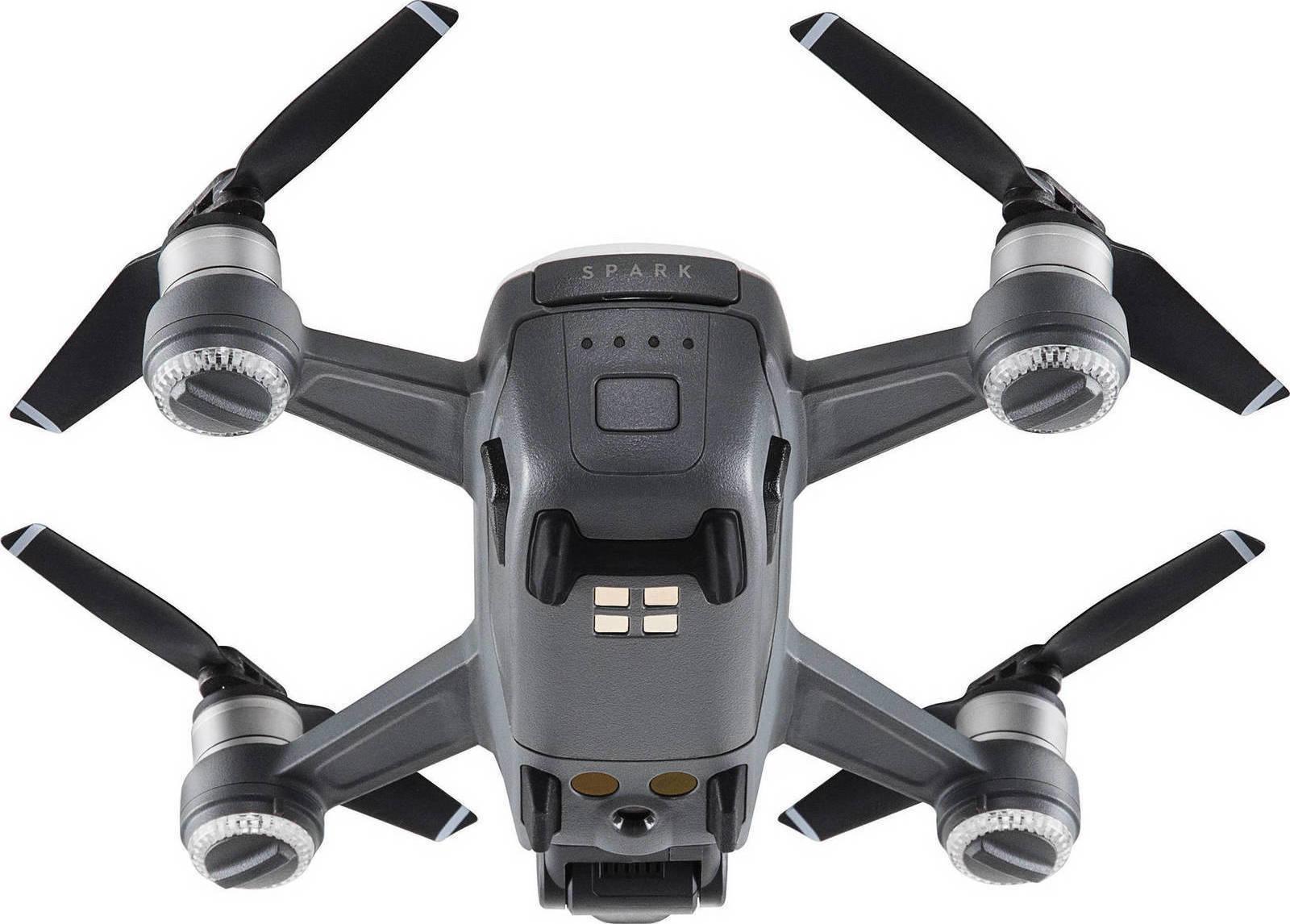 DJI Spark Fly More Combo Drone Sky Blue Πληρωμή έως 12 δόσεις