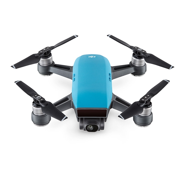 DJI Spark Fly More Combo Drone Sky Blue Πληρωμή έως 24 δόσεις