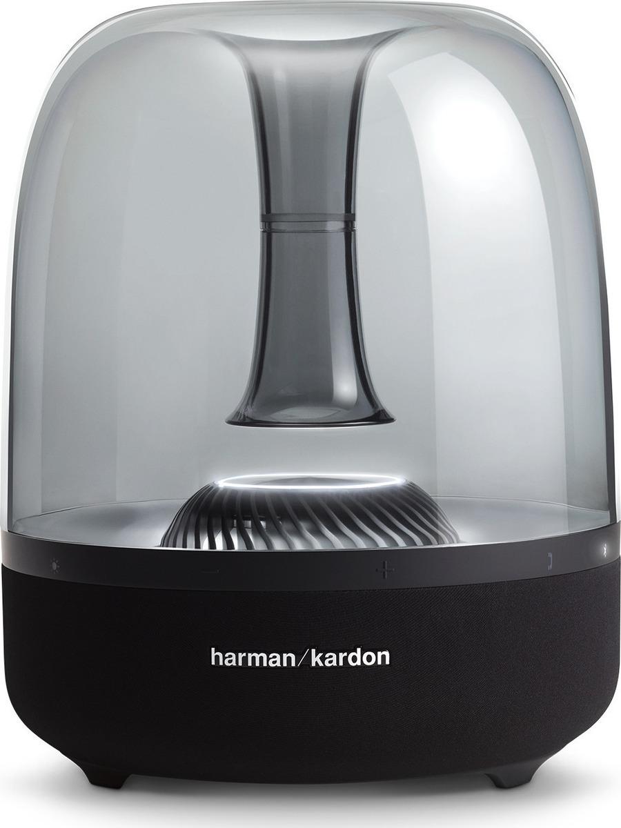 Harman Kardon Aura Studio 2 Bluetooth Speaker Black Πληρωμή έως 12 δόσεις