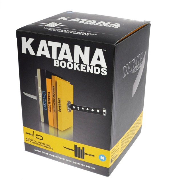 Σπαθί Katana βιβλιοστάτης