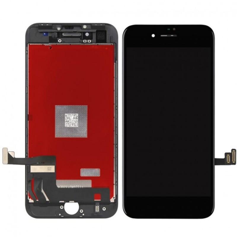 Οθόνη και Μηχανισμός Αφής για Apple iPhone 8 Plus Type AAA+ Black