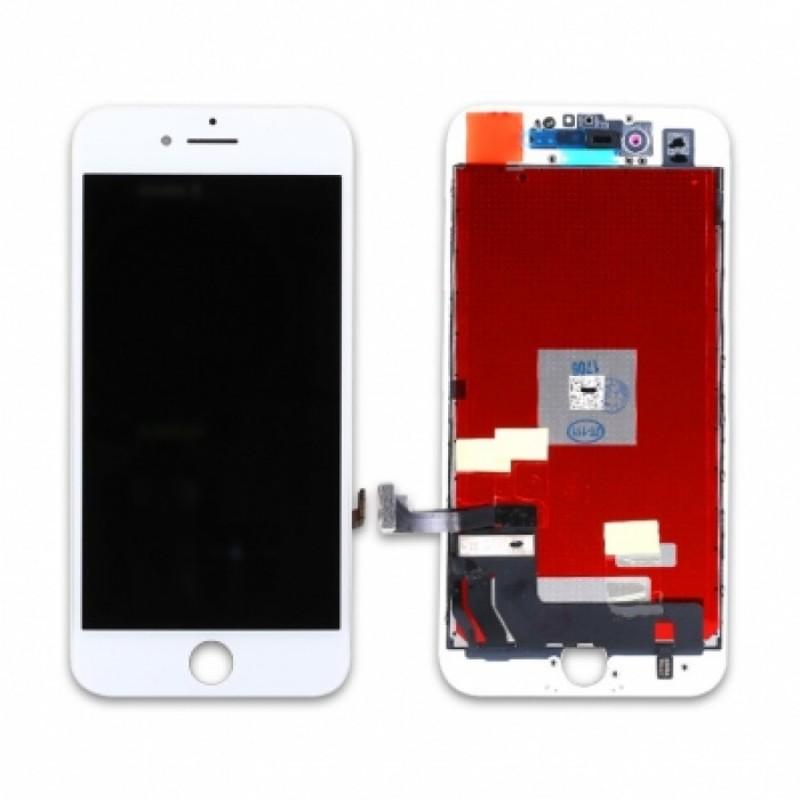 Οθόνη και Μηχανισμός Αφής για Apple iPhone 8 Plus Type AAA+ White