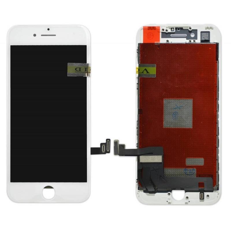 Οθόνη και Μηχανισμός Αφής για Apple iPhone 7 Type AAA+ White