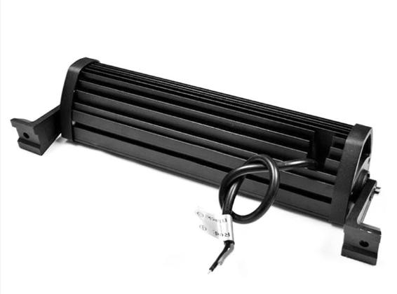 Αδιάβροχος Προβολέας - Μπάρα Φωτισμού - 35cm / 24 LED / 72w Με Ψυχρό Φως
