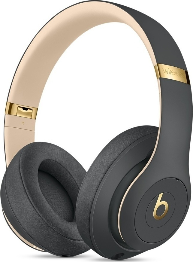 Beats Studio 3 Wireless Headphones Grey