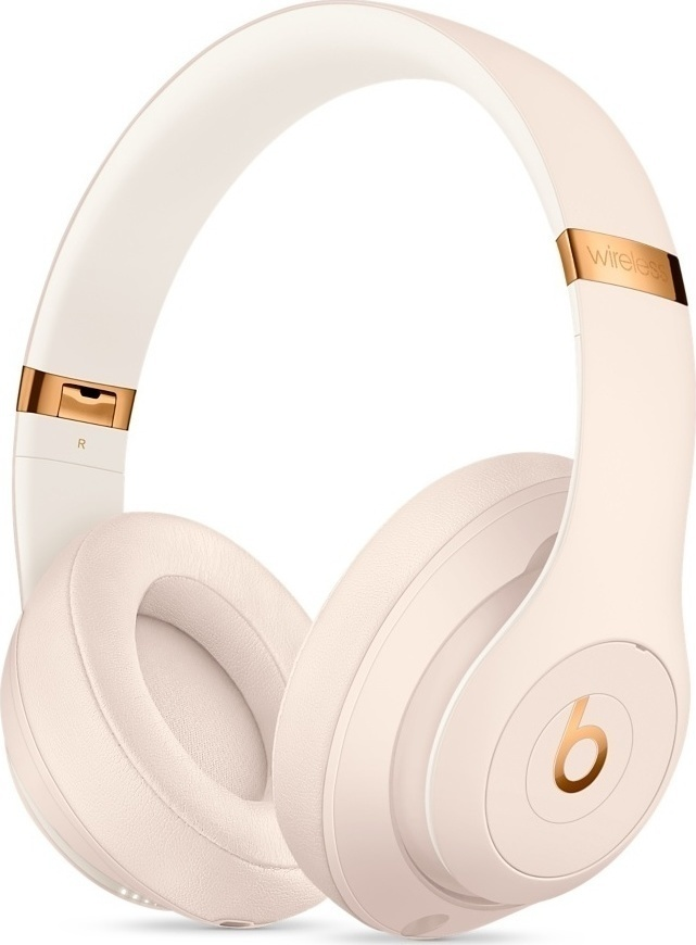 Beats Studio 3 Wireless Headphones Rose