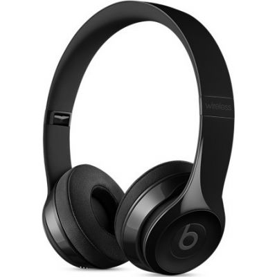 Beats Solo 3 Wireless Headphones Glossy Black