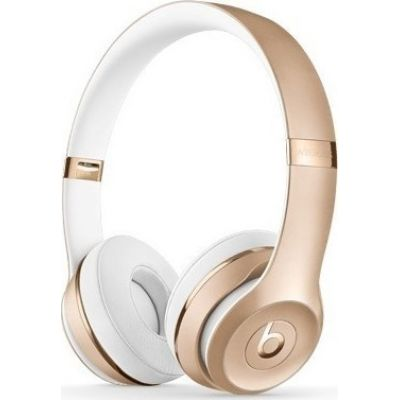 Beats Solo 3 Wireless Headphones Gold