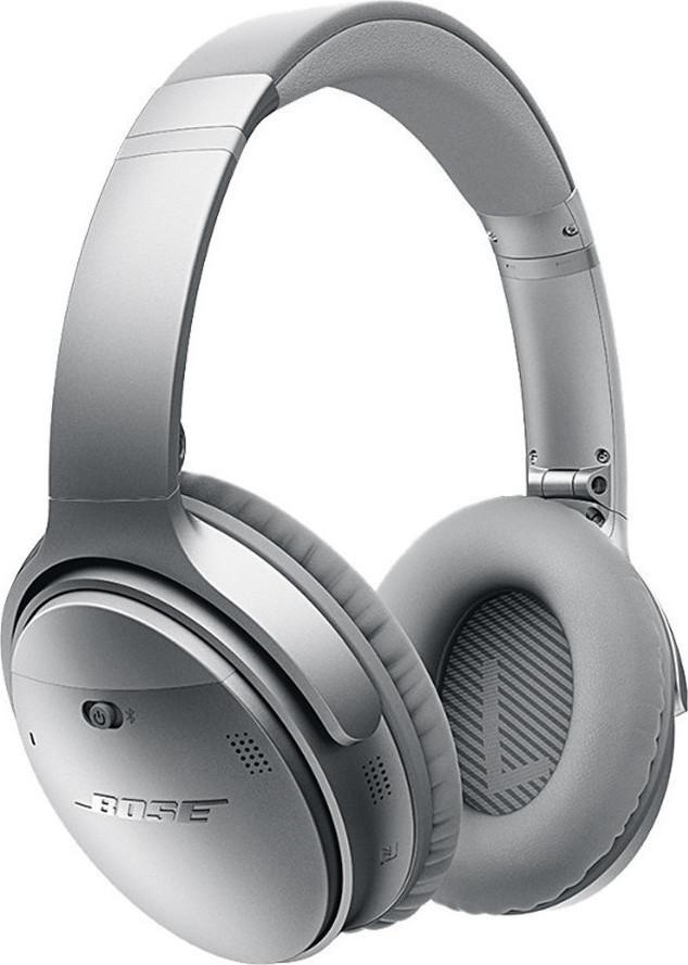 Bose QuietComfort 35 Wireless Headphones Silver Πληρωμή έως 12 δόσεις