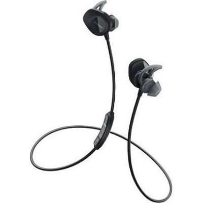 Bose Soundsport Wireless Headphones Black Πληρωμή έως 12 δόσεις