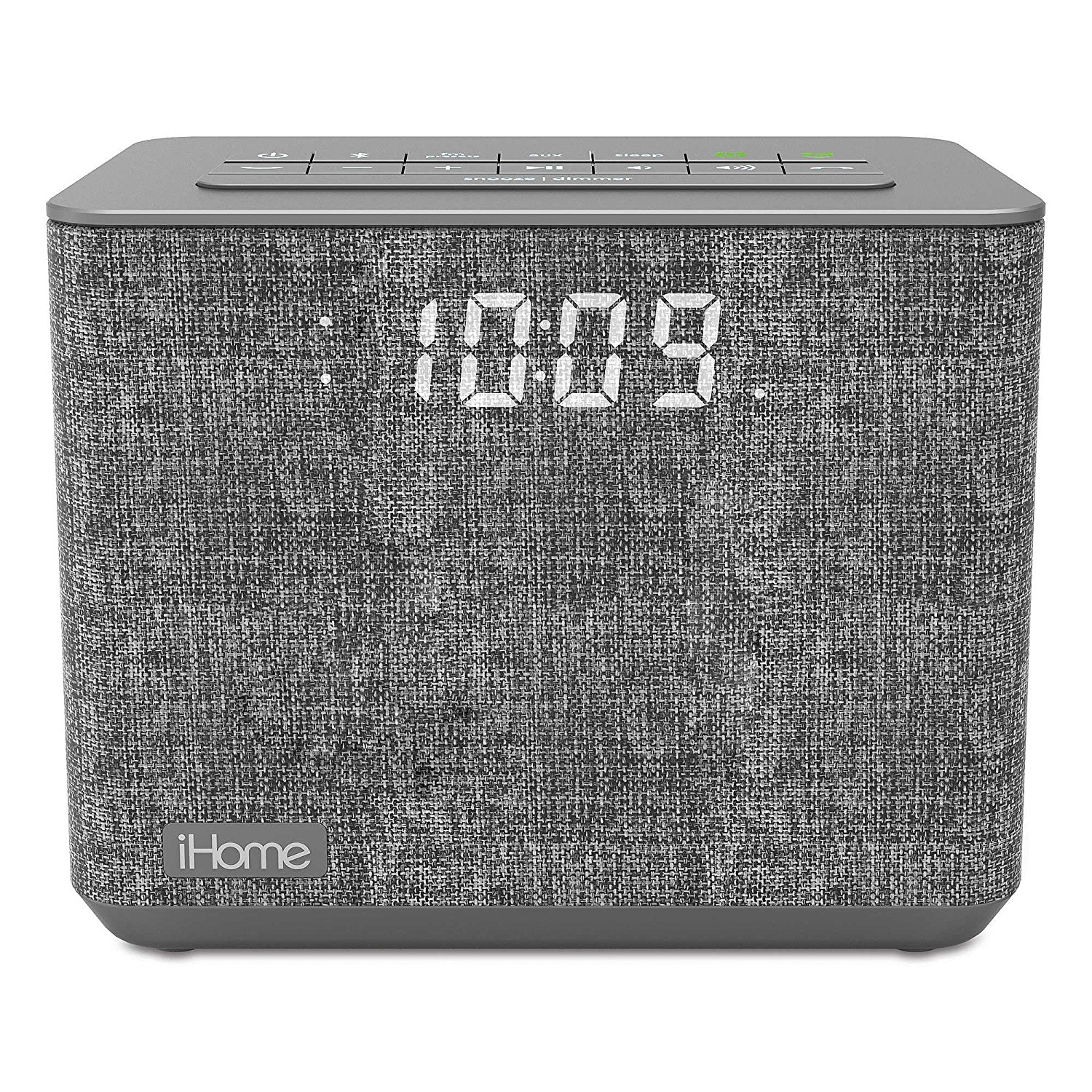 iHome iBT232 Bluetooth Color Changing Dual Alarm Fm Clock Radio Ηχείο
