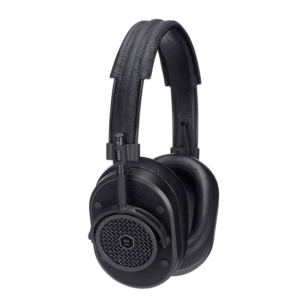 Master & Dynamic MH40 Headphones Black Πληρωμή έως 12 δόσεις