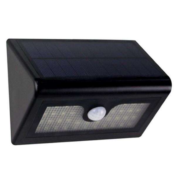 Ηλιακό φως τοίχου με ανιχνευτή κίνησης 22 LED 9077